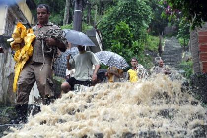 Asciende a 741 el número de muertos por las lluvias en Río de Janeiro