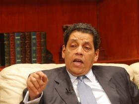 Pina Toribio afirma PRD quiere dificultar y controlar decisiones del marco judicial