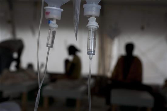 Muertos por cólera en Haití aumentan a 3,759