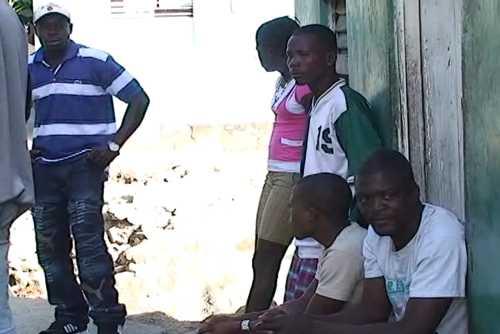 Residentes en Santiago reiteran no quieren a los haitianos en RD