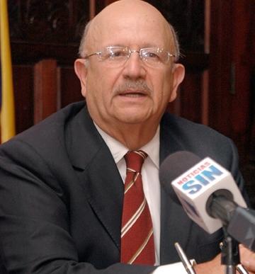 Canciller Morales  dice que el país está en disposición de mediar en crisis de Haití