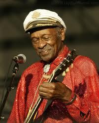 Chuck Berry se recupera tras desmayo durante  actuación en Chicago
