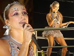 Claudia Leitte acompañará a Rihanna y Elton John en Rock in Rio