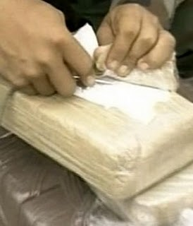 Ocupan más de 38 kilos de cocaína a seis extranjeros que intentaban salir de República Dominicana
