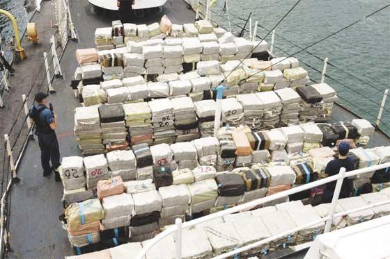 República Dominicana pide un mayor intercambio de información sobre el narcotráfico