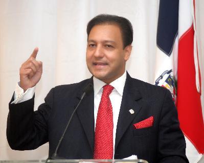 Abel Martínez coincide con la iglesia que en RD hay inseguridad