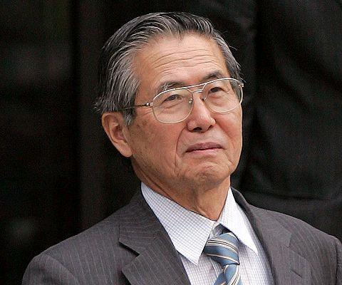 Ex presidente Fujimori fue operado con éxito de una lesión en la lengua