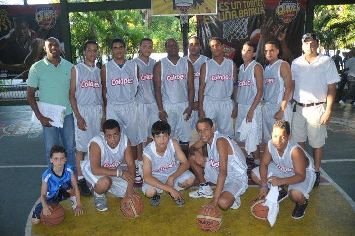 Inoa, Abreu y Evangelista lideran en puntos y rebotes en Copa Quates de Basket Intercolegial