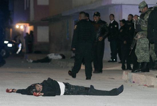 Asesinan jefe de inteligencia del norteño estado mexicano de Nuevo León