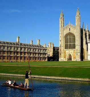 Cambridge considera cobrar tasas universitarias de 10,600 euros anuales
