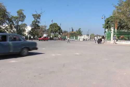 Retorna la calma en Haití luego de protestar para que Preval abandone el poder
