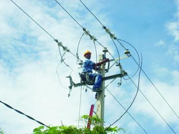 Anuncian programa interrupciones eléctricas por labores de mantenimiento e instalación de equipos