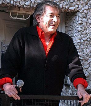 Sandro revive en el Festival de Viña con un homenaje en presencia de su viuda