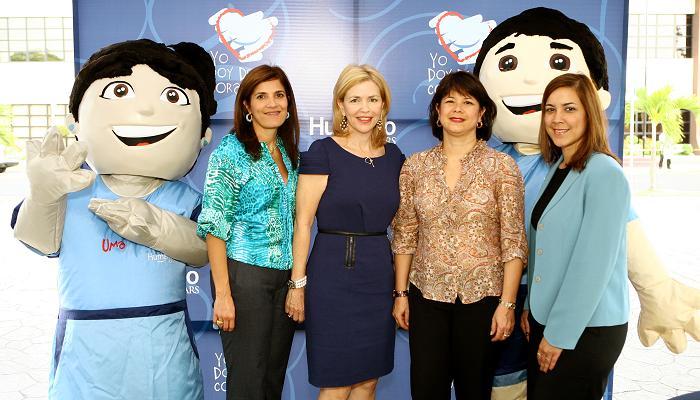 ARS Humano entrega donativo a Fundación Heart Care Dominicana