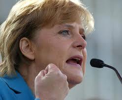 Merkel dice que la solidaridad alemana con Grecia