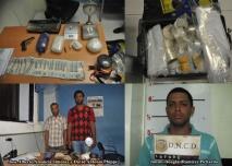 DNCD desmantela banda preparaba maletas de doble fondo para contrabandear