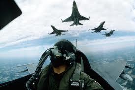 EEUU participó en 14 ataques aéreos contra el EI en los últimos tres días