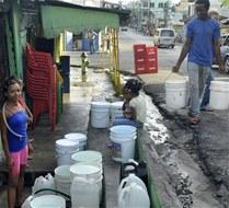 CAASD anuncia mejoría en el servicio de agua en Gran Santo Domingo