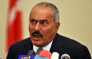 Presidente yemení sólo entregará el poder a quien sea elegido