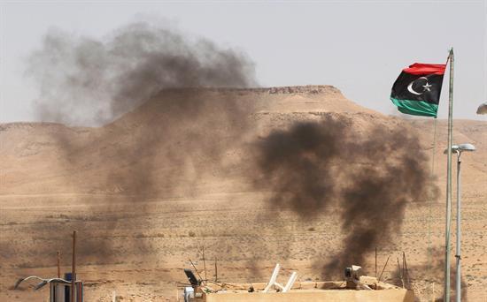 Rusia y China demandan un alto el fuego inmediato en Libia