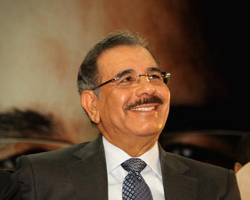 Peledeístas del PARLACEN respaldan a Danilo Medina