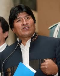 Desaprobación a Morales baja a 48 % y respaldo sube a 36 %, según encuesta
