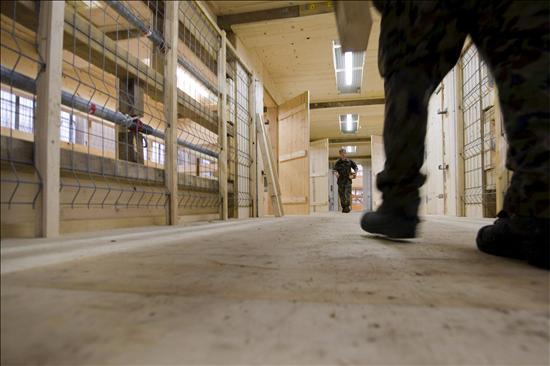 DNCD decomisa coca en cárcel La Victoria y apresa 205 presuntos delincuentes en varios puntos del país