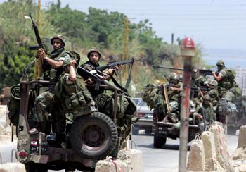 El Ejército libanés libera a tres iraquíes secuestrados en el norte de Líbano