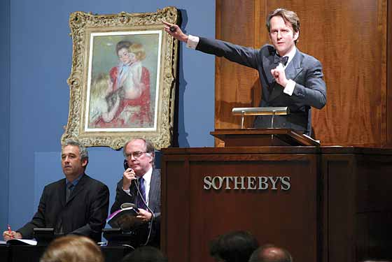 Sotheby's consigue 6 récords en subasta por valor de 19,2 millones de euros