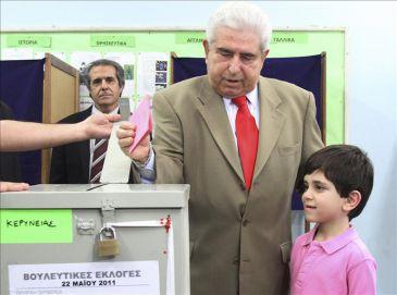 Terminan los comicios parlamentarios de Chipre, sin incidentes