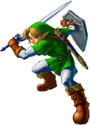 Nintendo lanzará versión 3D de Legend of Zelda, su título más aclamado