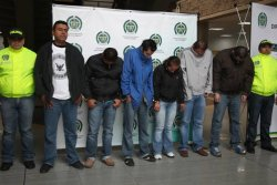 Policía desarticula la red colombiana mas grande de envío de heroína a EE.UU.