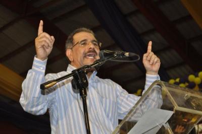 """Danilo Medina: """"Si un funcionario mío se corrompe lo someteré a la justicia"""""""
