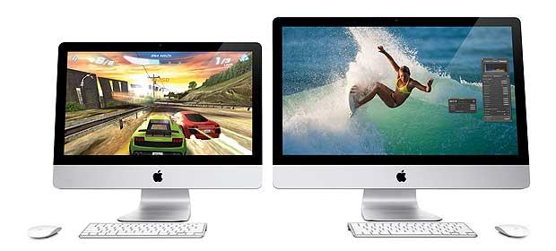 Apple renueva sus computadores compactos iMac