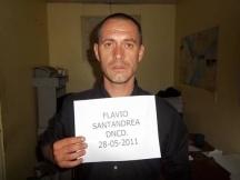 DNCD apresa italiano con 12 paquetes de cocaína