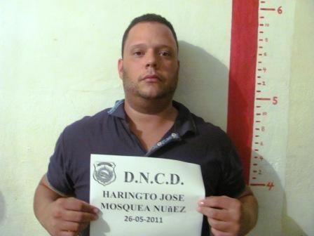 DNCD ocupa medio millón de pesos en Santiago; también armas y documentos falsos
