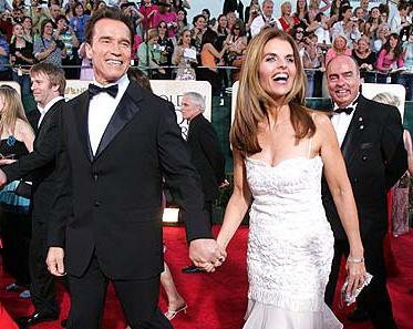 Arnold Schwarzenegger y Maria Shriver anuncian su separación