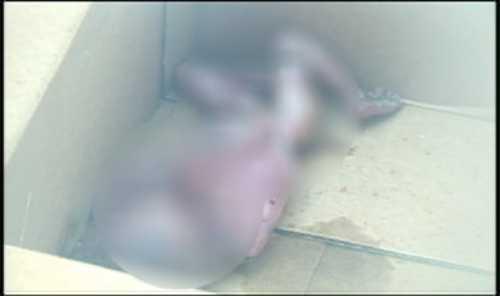 Encuentran un feto de 5 meses en las inmediaciones del Hospital de Barsequillo en Haina