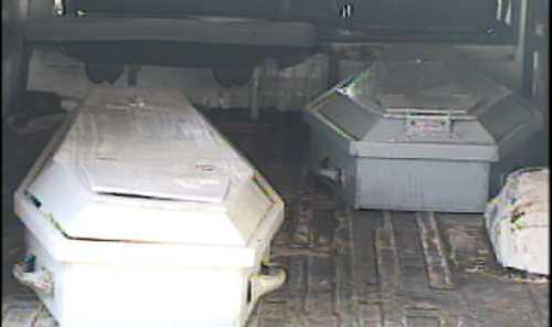 Buscan comerciante que mató a balazos a tres hombres en Monte Plata