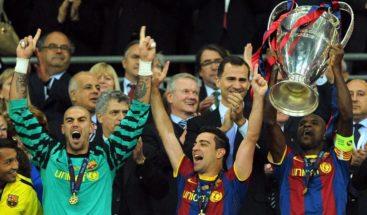 El Barcelona vuelve a tocar el cielo en la Liga de Campeones