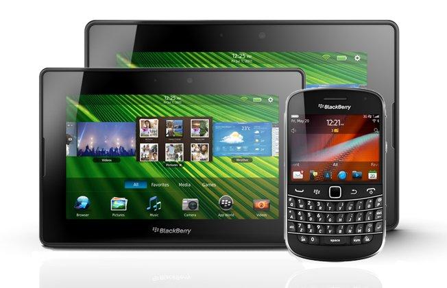 Blackberry lanzará teléfonos con tecnología Android
