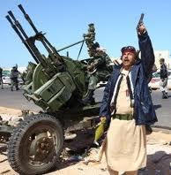 Los rebeldes libios se preparan para lanzar una ofensiva sobre Sirte