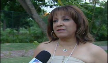 Milly Quezada habla de su experiencia de grabar con Juan Luis Guerra
