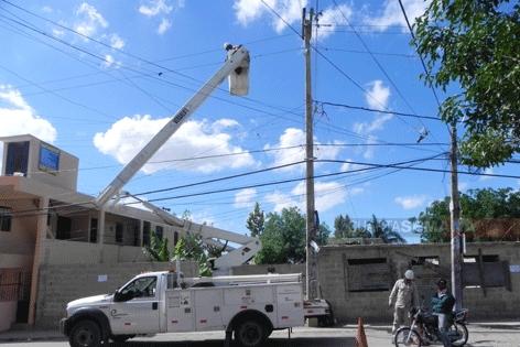 Invierten RD$1.500 millones en rehabilitación de redes en La Vega