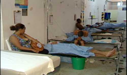 Un muerto y más de 15 internos en Azua por cólera