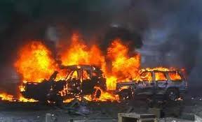 Tres muertos por explosión de coche bomba en el sur de Rusia