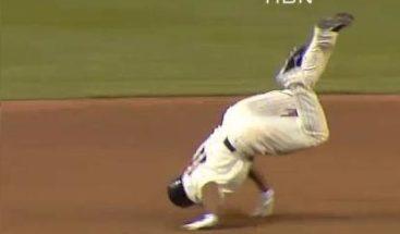 Video: Ben Revere, la manera más graciosa de llegar a la tercera base