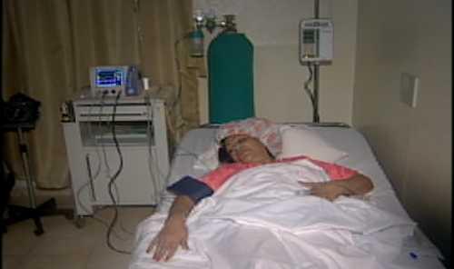 Mejora salud de Vickiana; asegura que a partir de ahora será un mejor ser humano