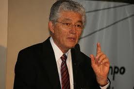 Vicepresidente costarricense internado por afección cardíaca