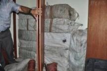 DNCD dice paquetes de coca ocupados en Villa Faro pesaron 832 kilogramos